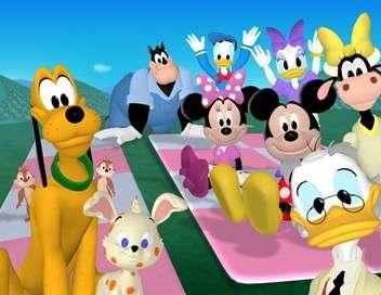 La maison de Mickey La comète de Mickey
