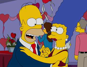 Les Simpson L'amour est dans le N2-O2-AR-CO2-NE-HE-CH4
