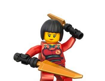 Ninjago : les fils de Garmadon Petite Ninjago, gros ennuis