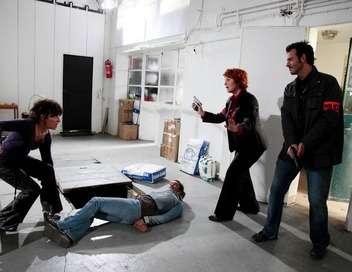 Julie Lescaut La morte invisible