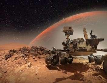 Curiosity : un voyage pour Mars