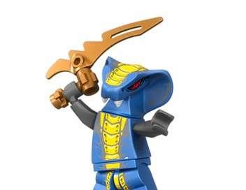 Ninjago : les fils de Garmadon Le Oni et le dragon