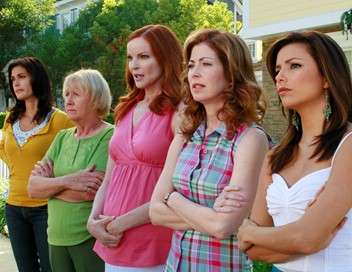 Desperate Housewives Ceux qui en savent trop