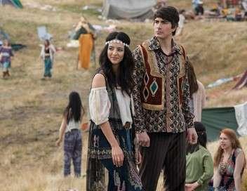 DC : Legends of Tomorrow Une licorne à Woodstock