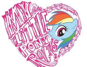 My Little Pony : les amies c'est magique Vive les mariés