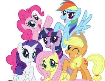 My Little Pony : les amies c'est magique Une amitié solide comme la pierre