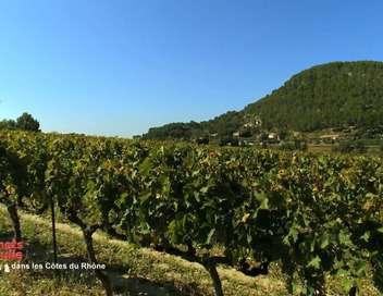 Les carnets de Julie La route turquoise dans les Côtes du Rhône