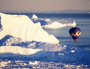 Ushuaïa nature Les glaces racontent le Groenland