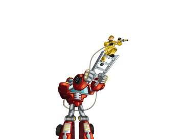 Transformers Rescue Bots : mission protection Le monstre de Griffin Rock