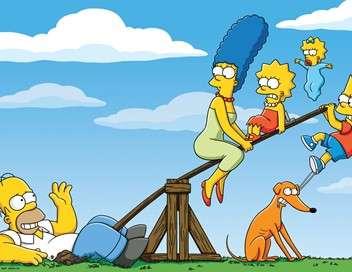 Les Simpson Je te veux (elle est si lourde)