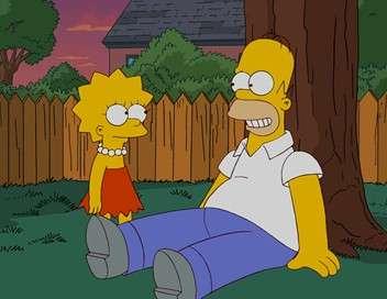 Les Simpson Lisa devient gaga