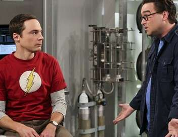 The Big Bang Theory Une dépendance irrépressible