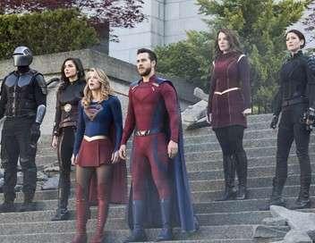 Supergirl Guerres et conséquences