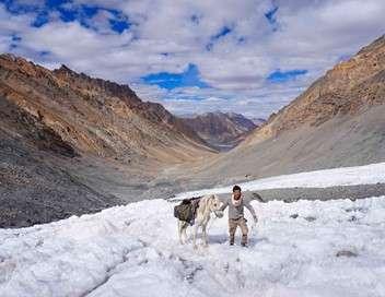 Himalaya, la marche au-dessus