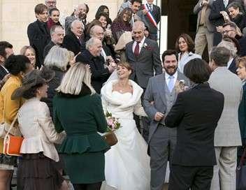Joséphine, ange gardien Trois campeurs et un mariage
