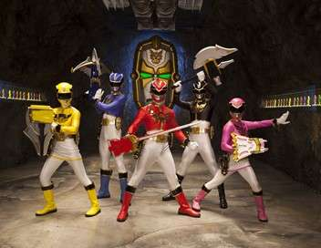 Power Rangers : Megaforce Vrak le Cyborg