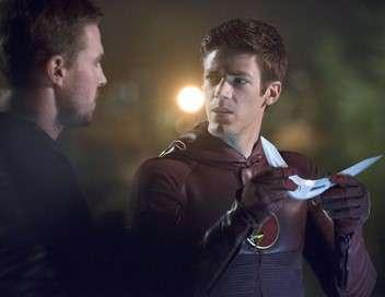 Flash Flash contre Arrow