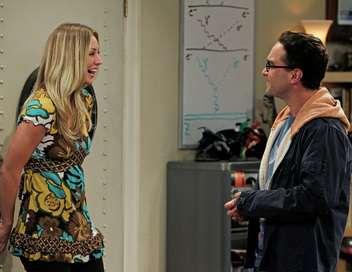 The Big Bang Theory La pub de Penny