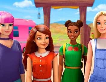Barbie Dreamhouse Adventures La Fée du Toit