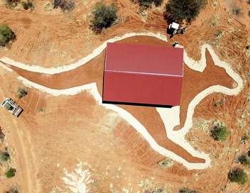 Un refuge en Australie
