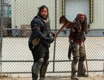 The Walking Dead Un type ordinaire