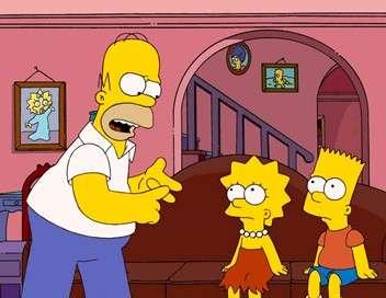 Les Simpson Maggie s'éclipse