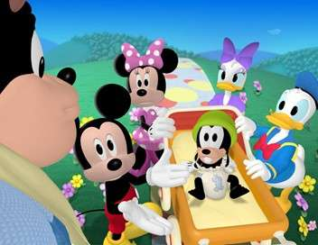 La maison de Mickey Le copain de Pluto