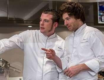 Norbert et Jean : le défi ! Réaliser un menu gastronomique uniquement à base de pommes de terre