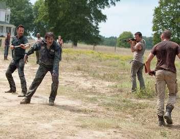 The Walking Dead Déjà plus ou moins mort