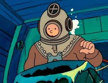 Les aventures de Tintin Le trésor de Rackham le Rouge