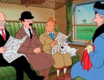 Les aventures de Tintin Les 7 boules de cristal