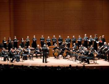 Philippe Herreweghe dirige l'Oratorio de Noël