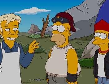 Les Simpson Enfin la liberté
