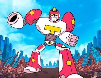 Teen Titans Go ! Végétor