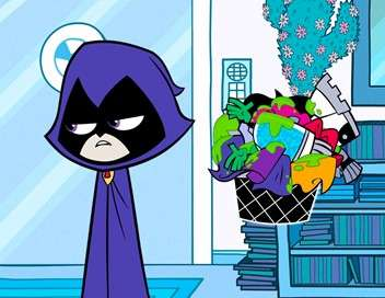 Teen Titans Go ! Adieu Jump City