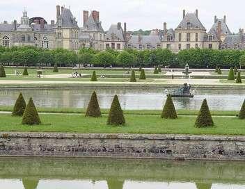 L'ombre d'un doute Fontainebleau, la vraie demeure des rois