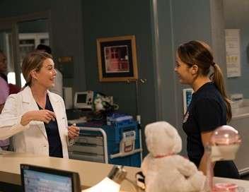 Grey's Anatomy Trouver sa place