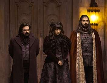 What We Do in the Shadows Le procès