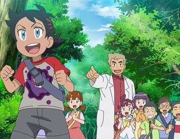 Pokémon : Les voyages Caring for a Mystery!