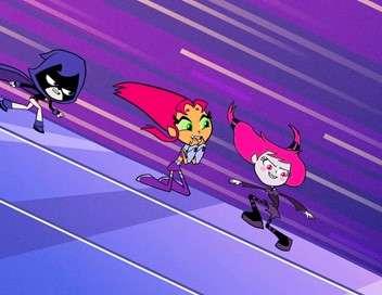 Teen Titans Go ! Ouh la menteuse !