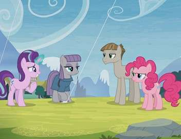 My Little Pony : les amies c'est magique Un papa inattendu