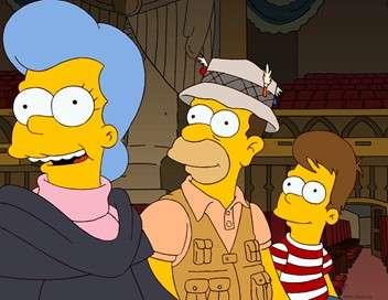 Les Simpson Problèmes gênants