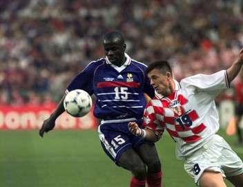 France - Croatie Match de légende