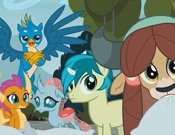 My Little Pony : les amies c'est magique Le début de la fin