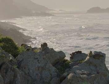 La vie à flanc de falaise