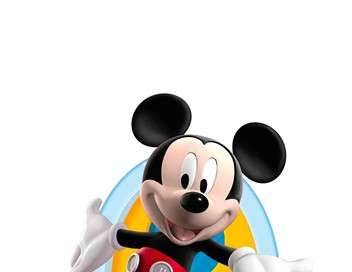 La maison de Mickey Mickey fait la course
