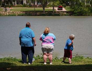 État de choc Obésité aux USA : le plus gros pays du monde