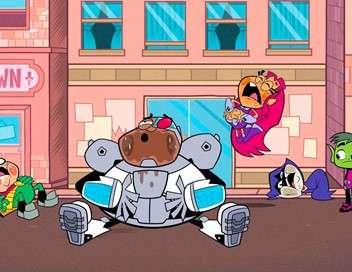 Teen Titans Go ! Imagination
