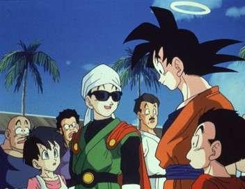 Dragon Ball Z Jour de chance pour l'ennemi