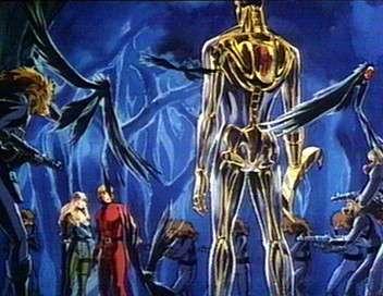 Cobra : The Animation The psychogun vol 1